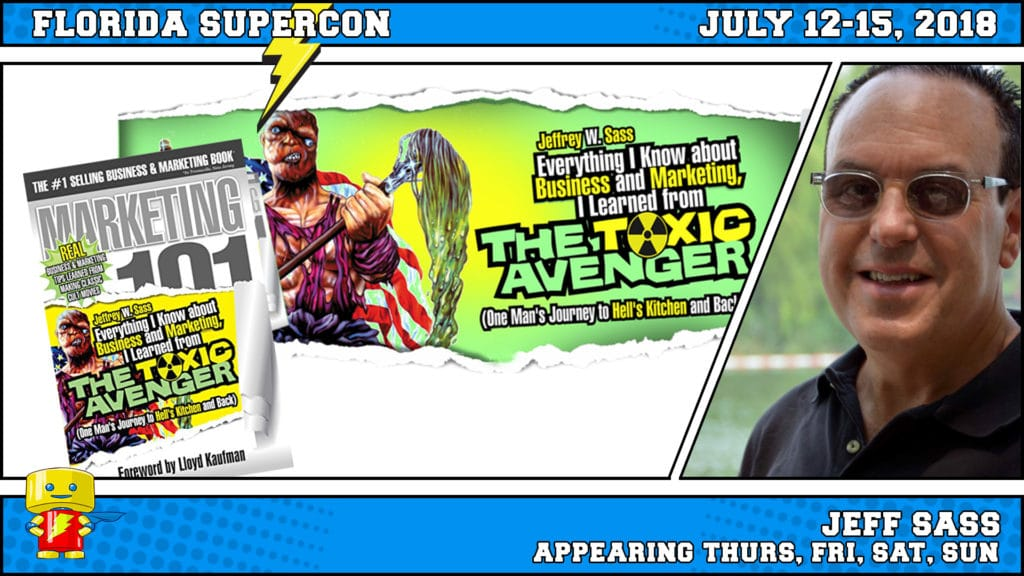 Get Ready for a Super Time at Florida Supercon! - Everything
